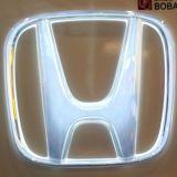 주조된 3D는 옥외 점화 LED 옥외 차 표시를 서명한다