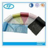 Plastic HDPE Kleurrijke Vuilniszakken op Broodje