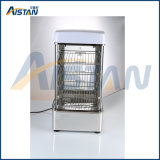 vapore cinese di vetro del panino di Commerical dell'arco elettrico della piattaforma 500c 5 della strumentazione della cucina di approvvigionamento
