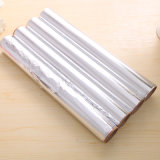 Lámina de aluminio de grado alimentario cocina utilice papel plateado