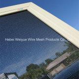 Venda a quente de aço inoxidável Tela de Malha de tela da janela de segurança