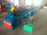 máquina de formação de rolos da estrutura da porta de aço