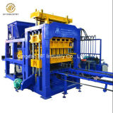 Vollautomatischer pflasternder konkreter Block des Ziegelstein-Qt10-15, der Maschine herstellt