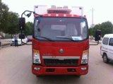 Camion di refrigerazione di Sinotruk HOWO