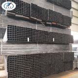 Pipe en acier de fer carré malléable noir pour la balustrade