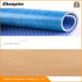 deportes del vinilo del PVC de 4.5m m que suelan para el gimnasio, suelo reciclado temporal del PVC de los deportes para de interior