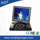 12.1 Zoll-beweglicher DVD-Spieler mit Fernsehapparatusb-Spiel