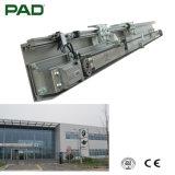 Qualitäts-Fabrik-Preis-Glasschiebetür mit Aluminiumrahmen