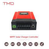 controlador solar inteligente do painel do controlador da carga de 10A/20A/30A/40A 12V/24V LCD MPPT