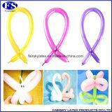 Ballon van de Kleur van de Fabriek van China de Prijs Gemengde Magische Lange