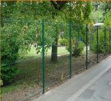С покрытием из ПВХ сварной проволочной сеткой безопасности сад ограждения