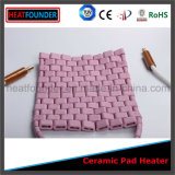 Hot Sale Pink Industrial Electric Ceramic Pad Heater