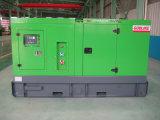 40квт/50 ква бесшумный двигатель Cummins дизельный генератор (GDC50*S)