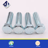 Magasin en ligne DIN933 All-thread Galvanized Hex Bolt
