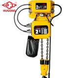 Электрическая цепь грузоподъемного устройства для тяжелого режима работы