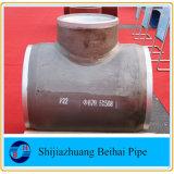Het T-stuk van het Reductiemiddel van het Staal van de legering P11 B16.9