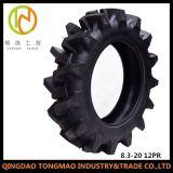 Preiswerter Paddy-Bereich-verwendeter Bauernhof-Traktor-Gummireifen (8.3-20 12PR FELGE W7)