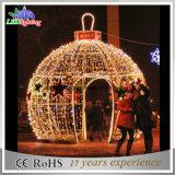 2014 света рождества света круглых шарика горячих света напольных СИД праздника сбывания