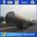 Rimorchio diesel 30000L del serbatoio di Feul della benzina dell'autocisterna della benzina dell'olio di memoria