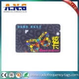 Combo cartes PVC imprimé personnalisé pour la gestion des Membres de codes à barres