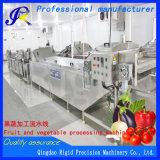 Protección del color de verduras de cocción y blanqueando la máquina