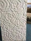 Vidro cristalizado de azulejo Sand Blast para piso e decoração de parede