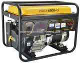 5.5kw Open Type Three Phase Portable Gasoline Generators (ZGEA6500-3 et ZGEB6500-3)