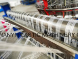 Type à grande vitesse intelligent économiseur d'énergie de navette manche circulaire en plastique pour la fabrication de sac tissée par PE de pp