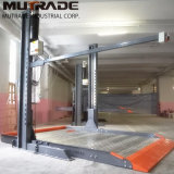Mutrade 2.7 톤 유압 차 상승 2 포스트 자동 상승