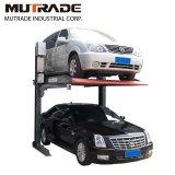 Mutrade 2.7 Pfosten-Selbstaufzug des Tonnen-hydraulischer Auto-Aufzug-2