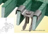 Скрежетать Clamps/FRP скрежеща зажимы m /G/L/нержавеющую сталь