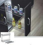 Cremagliera stretta eccellente di Ultensil per l'armadio da cucina e dell'armadietto