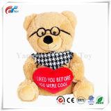 Regalo del nuovo di arrivo dell'orsacchiotto dell'orso biglietto di S. Valentino della peluche