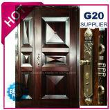 2017 Metal Exterior de qualidade superior da porta de segurança de aço (EF-S129ZMO)