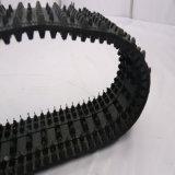 preço de fábrica ou de aço Kevlar aplicadas 255*72*30 All Terrain Veículo de Esteiras de borracha do Robô