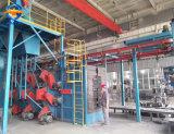 Tipo Chain d'attaccatura macchina del trasportatore ambientale automatico Q48 di granigliatura