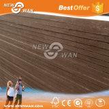 Álamo Core melamina pegamento 13 capas de 18 mm de carpintería (Negro, Marrón)