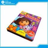 Libro de los niños de cartón para jugar