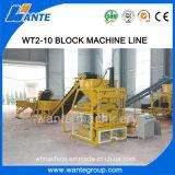 Machine de fabrication de brique de la Tanzanie à vendre le bloc/technologie faisant la machine