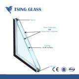 Ausgeglichenes lamelliertes doppeltes Glazeing Niedriges-e aufbauendes Isolierglas