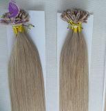 #18 Pre-Bonded Novo Estilo de cabelo humano