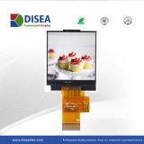 1,4-дюймовый TFT модуль дисплея, широкий температурный 128X128 MCU 8 бит 20контакт