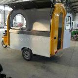 La Chine petit panier alimentaire Mobile/aliments pour la vente de remorque