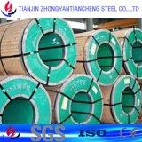 1.4301 1.4306 ont laminé à froid la bobine d'acier inoxydable dans la norme d'ASTM A240