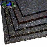 Mosaico de goma exterior Vabration anti