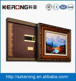 CCC Approved Steel Wall Hidden Biometric Fingerprint Home Safe Box