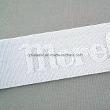 Teñido de tono sobre tono sólido cinta elástica con telar de Jacquard