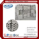 Cubierta industrial del tubo del silicato del calcio del aislante para el tubo de vapor