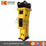140mm Soosan Sb81 neue Technologie-hydraulischer Unterbrecher