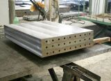 Holz-Maschinerie-heißes Presse-Vorlagenglas